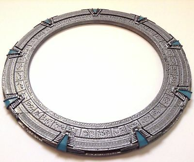 "Large Stargate Atlantis Gate Model/Ring/Replica 11 1/4"" (28.6cm)"