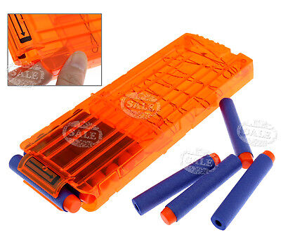 2x12 Dart Ammo Clip Reload Magazine for Nerf N-Strike Elite Toy Gun Replacement
