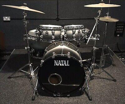 Natal Originals Bubinga Drum Kit Shell Pack