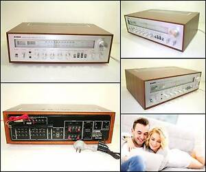 YAMAHA CR-800 Natural Sound Wooden Stereo Receiver (2 x 45W) Melville Melville Area Preview
