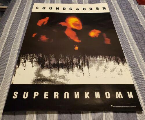 SOUNDGARDEN - SUPERUNKNOWN Poster