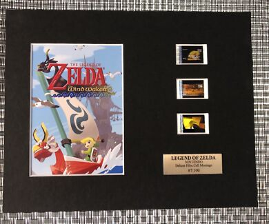 Legend of Zelda Montage Limited Edition Collectible