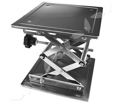 20x20cm Lab-lift Lifting Platforms Stand Rack Stainless Steel Laboratory