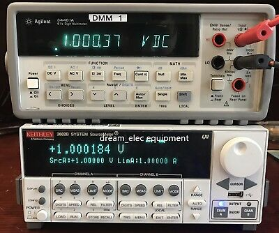 Keithley 2602b Source Meter