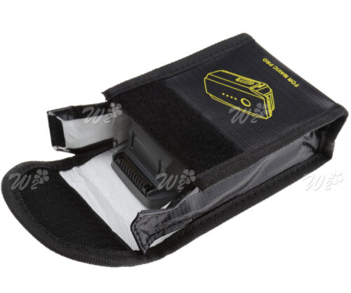 Battery Safe Bag Lipo Security  Guard Fire Resistant Lipo fo