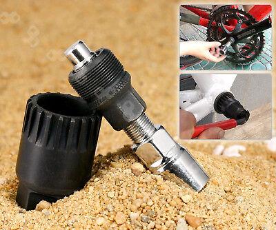 Bike Bottom Bracket Removal Tool 20 Spline Tooth& Crank Extractor For SHIMANO ()