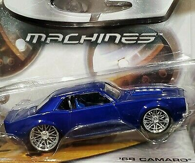Hot Wheels 68 1968 Chevy Camaro G Machines Detailed Collectible Chevrolet Car Bl