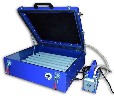 Commercial 2420in Vacuum Exposure Unit Silk Screen Pad Print Plate Die Making