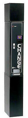 Model Mc100 Capacity Bill Change Machine Money Changer No Tax Wow Xmas Free Ship