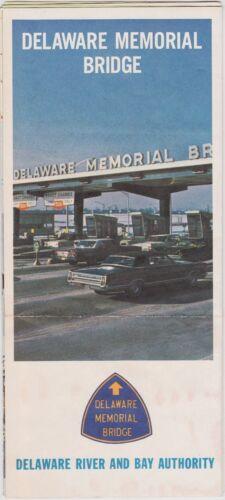 1967 Delaware Memorial Bridge Brochure