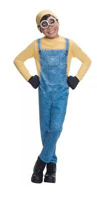 Child Minion Bob Despicable Me - Despicable Me Minion Costume Kids