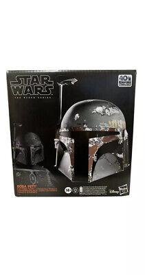 Star Wars Black Series Boba Fett Helmet