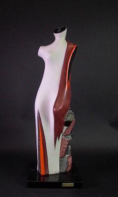 grosse moderne Skulptur -  Guglielmo Gusella - 54cm