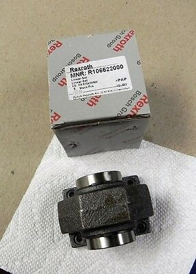 Rexroth R106522000 Round Bearing Linear Set. Nib. Bosch