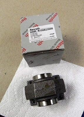 Rexroth R106522000 Round Bearing Linear Set. Nib. Bosch