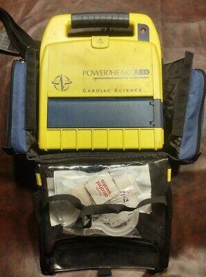Cardiac Science 9200rdpowerheart Automated Battery Included