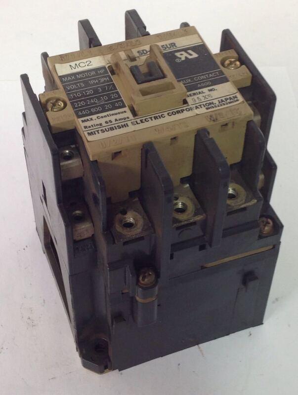 MITSUBISHI * MC2 CONTACTOR * SD-K65U