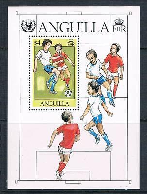 Anguilla 1981 Anniv.of U.N.I.C.E.F MS SG 474 MNH
