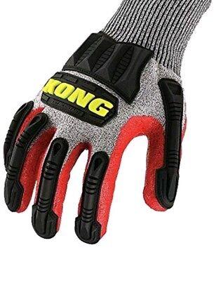 Ironclad Kong Work Gloves Cut Resistant KKC5-02-S SMALL KONG CUT 5 - Knit Cut Resistant Gloves