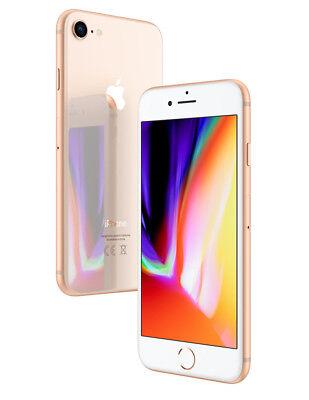 APPLE IPHONE 8 64GB ORO GOLD PRODOTTO NUOVO ORIGINALE GARANZIA 24 MESI 64 GB