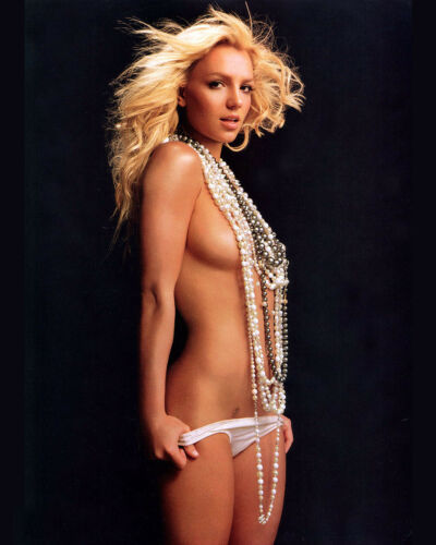 BRITNEY SPEARS 8X10 CELEBRITY PHOTO PICTURE HOT SEXY 79