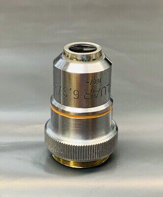 Zeiss Neofluar 6.3x0.20 Fluorite Microscope Objective Lens160mm 460320-9901