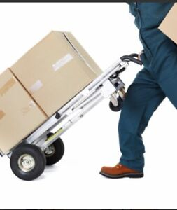 Movers 4U services
