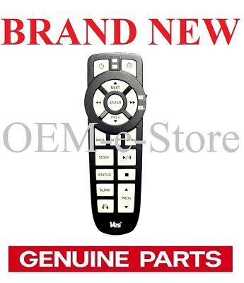 2008-2012 Dodge Grand Caravan Overhead VES DVD Entertainment Remote Control OEM