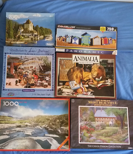 Puzzle for sell Heathridge Joondalup Area Preview