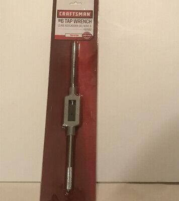 Craftsman 6 Tap Wrench - 52562
