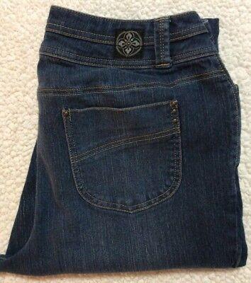 LANE BRYANT JEANS, MID-RISE, ANKLE LENGTH, WOMEN'S SZ. 16 - Mid Length Jeans