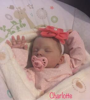 Gorgeous Reborn Charlotte