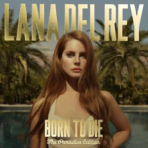 LANA DEL REY RAY ( BRAND NEW 2 CD SET ) BORN TO DIE ( PARADISE EDITION ) [PA]