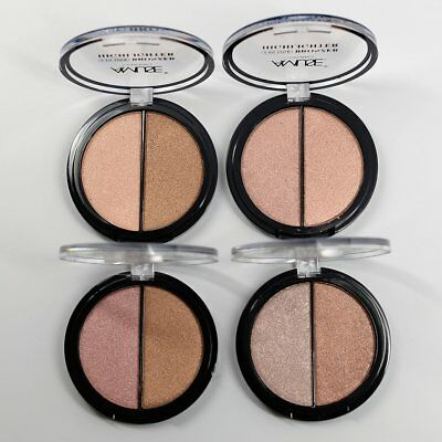- Amuse 2 In 1 Bronzer and Highlighter