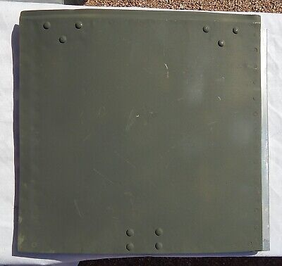WW2 NAA B-25 Mitchell Bomber Radial Engine Cowl Flap Assembly