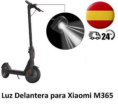 Luz Delantera para Xiaomi M365 faros Para Xiaomi M365 Scooter electrico