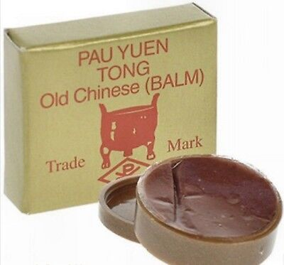 Pau Yuen Tong (培元堂) Old Chinese Balm Delay Plus Control, Authentic](Old Olds)
