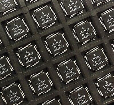 Lattice Lc4064v-75t48c Cpld - Complex Programmable Logic Devices 3.3v 32 Io