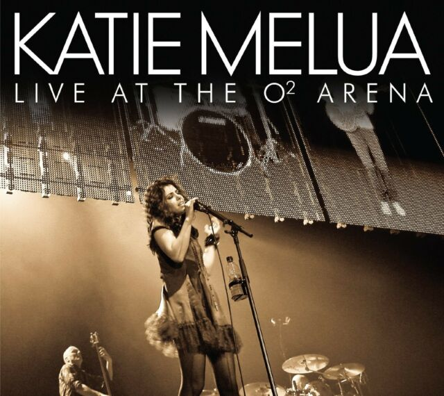 KATIE MELUA - LIVE AT THE O2 ARENA  CD NEU