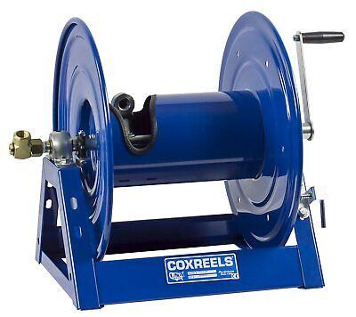 COXREELS 11254325 Hose Reel, Hand Crank, 1/2 In ID x 325 Ft