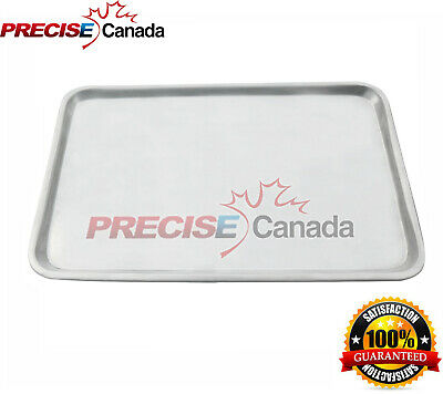 New Mayo Stainless Steel Instrument Tray Medical 19 X 12.5x 58