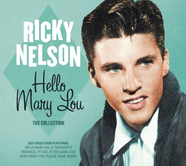 Ricky Nelson - Hello Mary Lou - The Collection (2015) 2CD NEW/SEALED  SPEEDYPOST