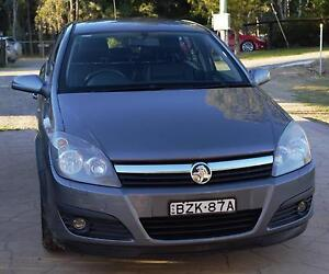 2006 Holden Astra Hatchback Uralla Uralla Area Preview