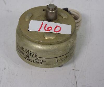Ledex Rotary Solenoid A-46518