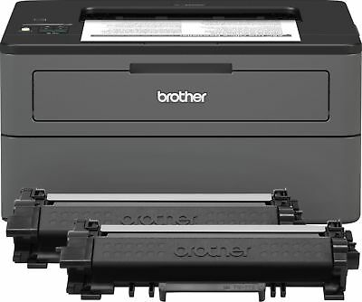 Brother Compact Monochrome Laser Printer, HL-L2370DWXL Exten