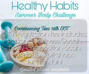 Ballarat Healthy Habits Summer Body Challenge Ballarat Central Ballarat City Preview