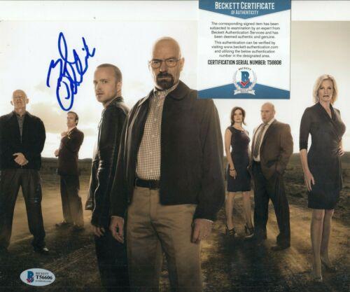 BOB ODENKIRK signed (BREAKING BAD) Better Call Saul 8X10 photo BECKETT T56606