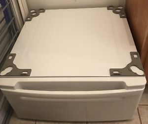 Washer/Dryer Pedestal LG