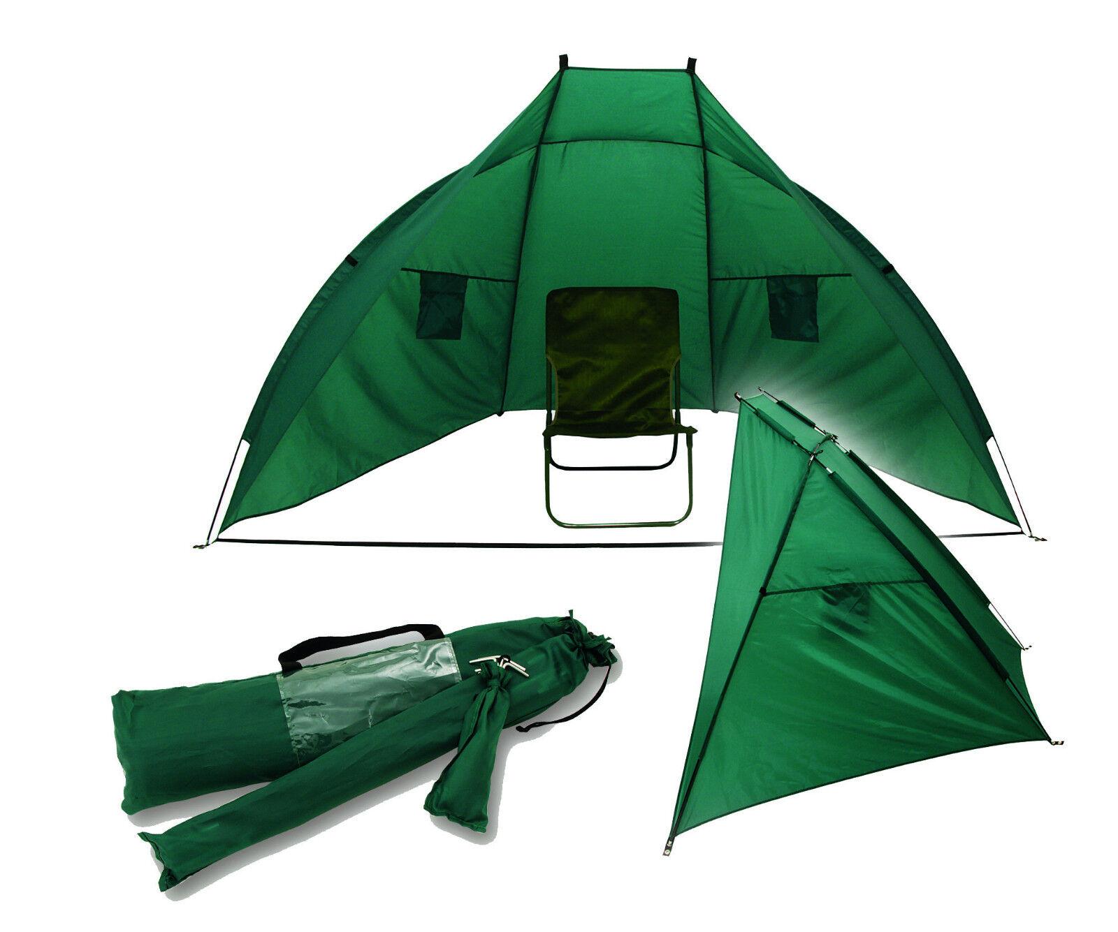 Behr Eco Shelter Angel Zelt Campingzelt Strandmuschel N… |