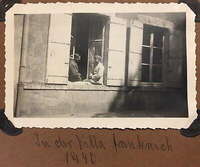 E371 Villa Frankreich 1940